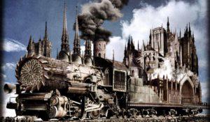 Cathédrale à vapeur
