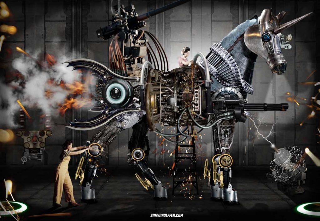 great-mecanical-unicorn