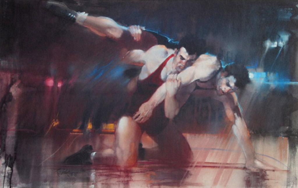 jeux-olympiques-1984-lutte