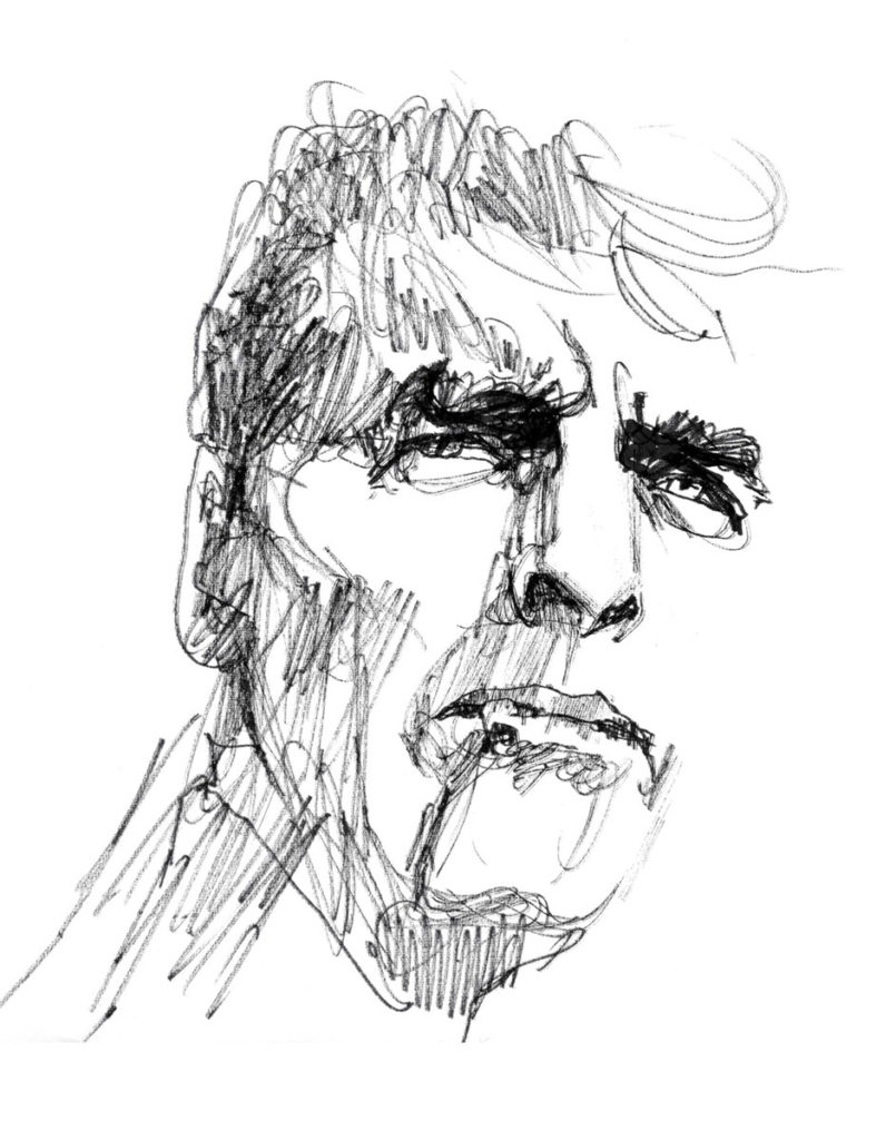 sketch-burt-lancaster