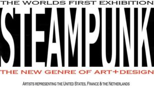 Exposition Steampunk – 16 / 24 Aout 2008- Hampton's Antique Galleries (Bridghampton, New York)