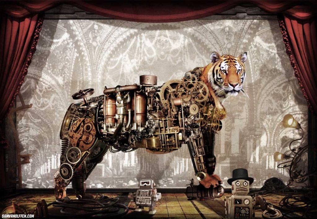tigre-mecanique