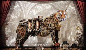 Tigre mécanique